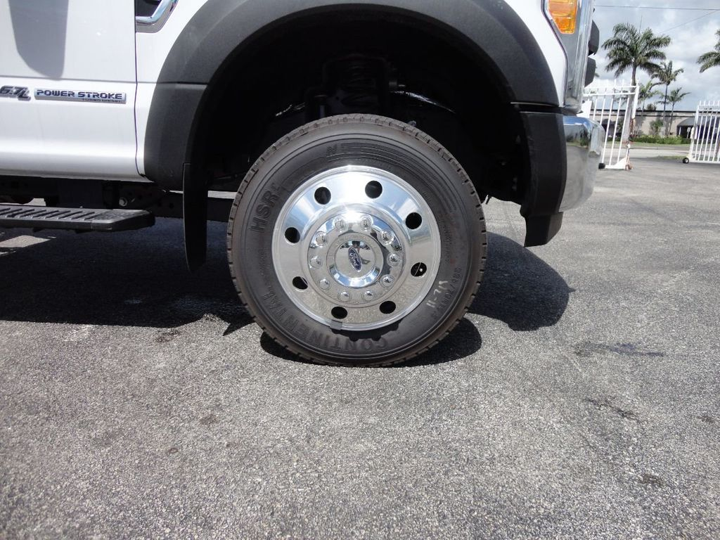2017 Ford F550 4X2..ALUM WHEELS..20FT ALUM SHARK XLP.. JERRDAN - 17637492 - 25