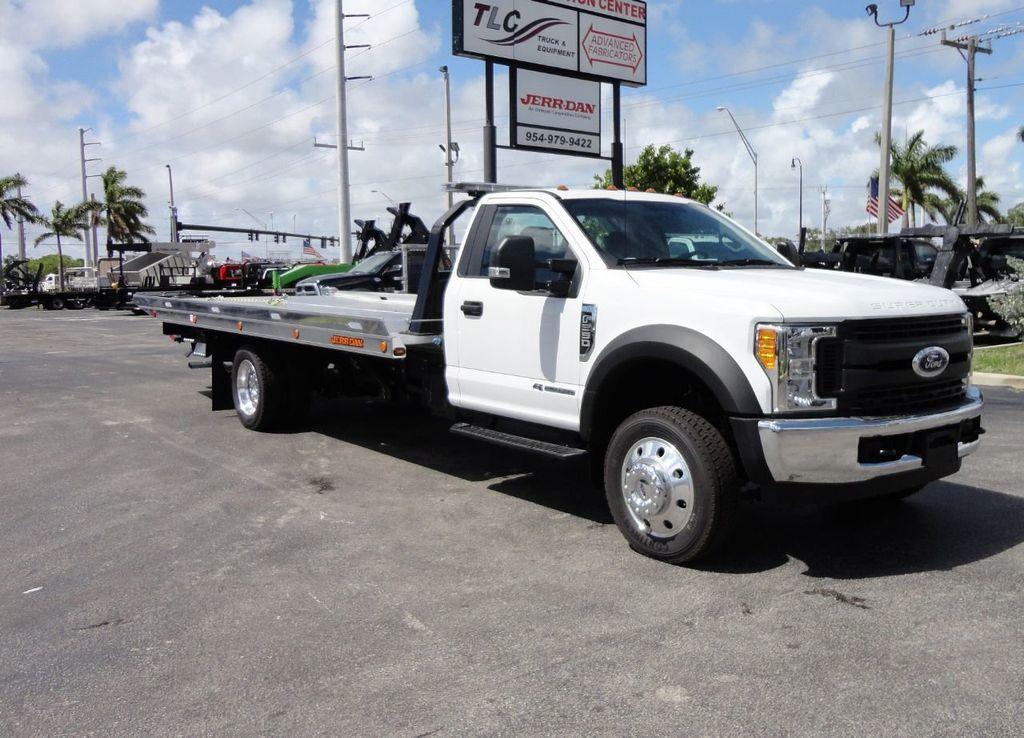 2017 Ford F550 4X2..ALUM WHEELS..20FT ALUM SHARK XLP.. JERRDAN - 17637492 - 32