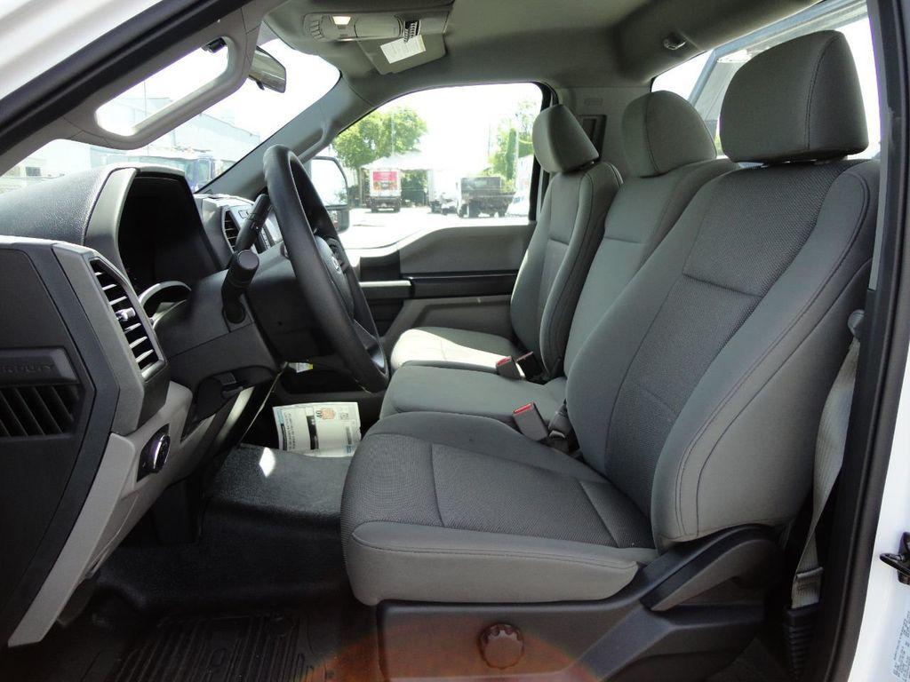 2017 Ford F550 4X2..ALUM WHEELS..20FT ALUM SHARK XLP.. JERRDAN - 17637492 - 36