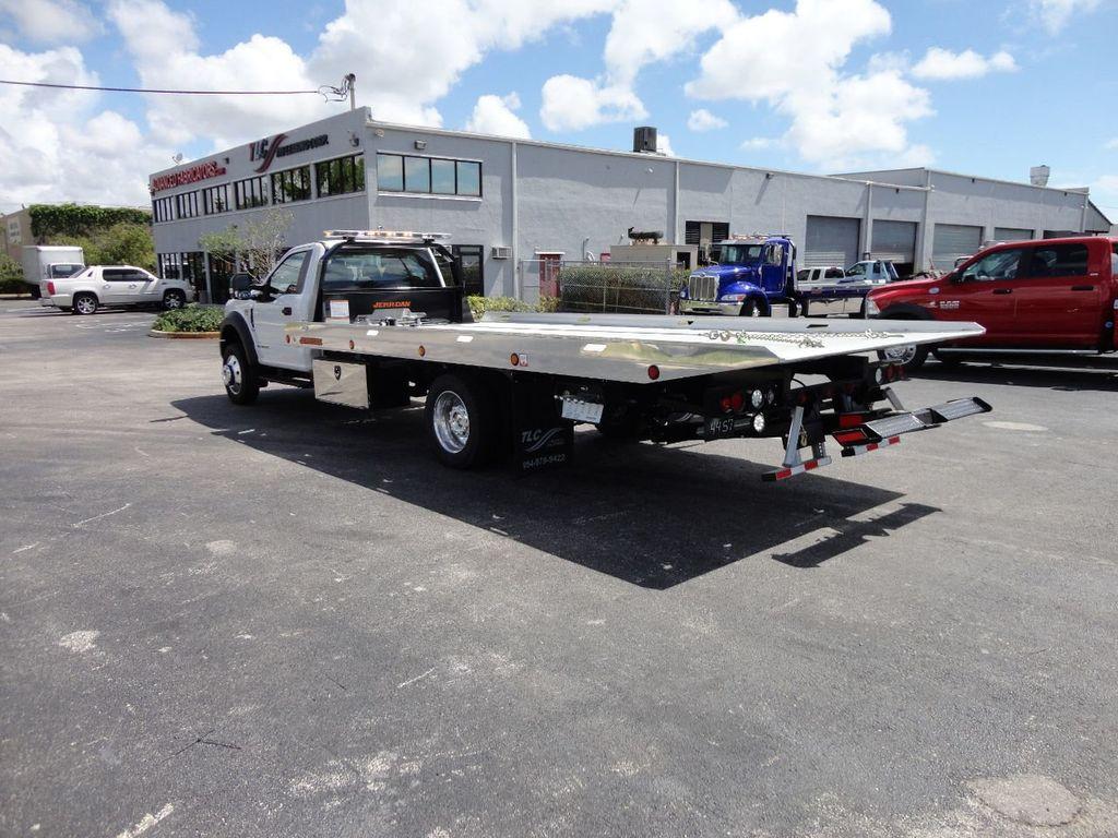 2017 Ford F550 4X2..ALUM WHEELS..20FT ALUM SHARK XLP.. JERRDAN - 17637492 - 3