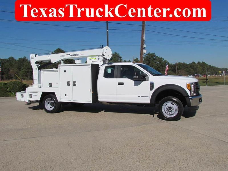 2017 Ford F550 Mechanics Service Truck 4x4 - 16652811 - 0