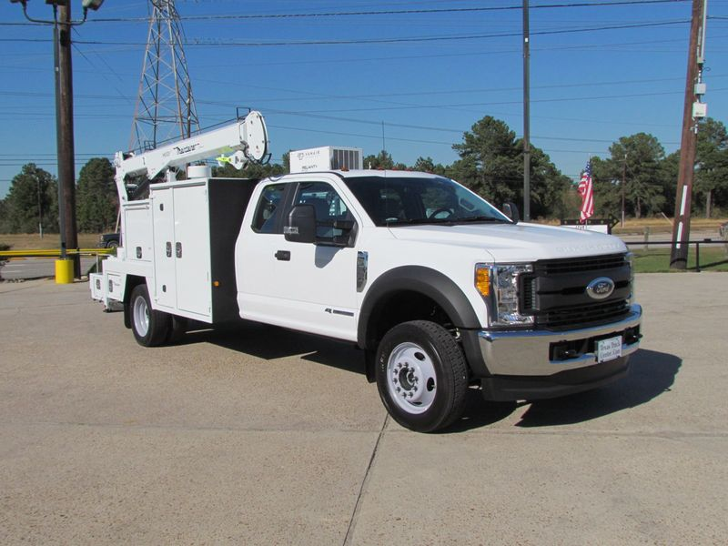 2017 Ford F550 Mechanics Service Truck 4x4 - 16652811 - 1