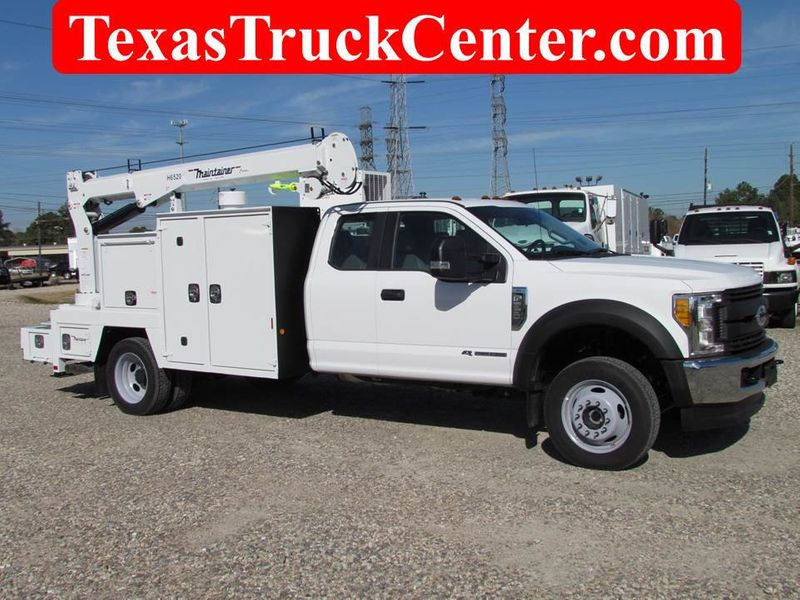2017 Ford F550 Mechanics Service Truck 4x4 - 16652839 - 0