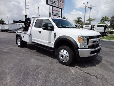 New 2017 Ford F550 XLT. 4X4 EXENTED CAB..JERR-DAN MPL40 WRECKER. Truck