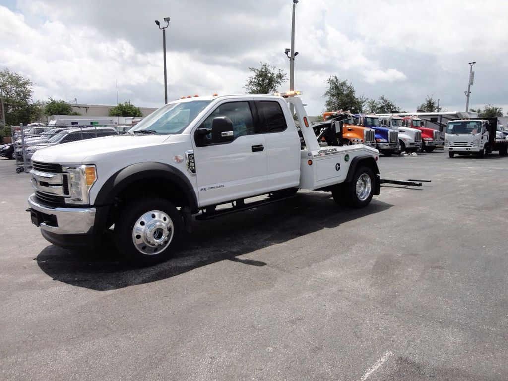 2017 Ford F550 XLT. 4X4 EXENTED CAB..JERR-DAN MPL40 WRECKER. - 16495410 - 0