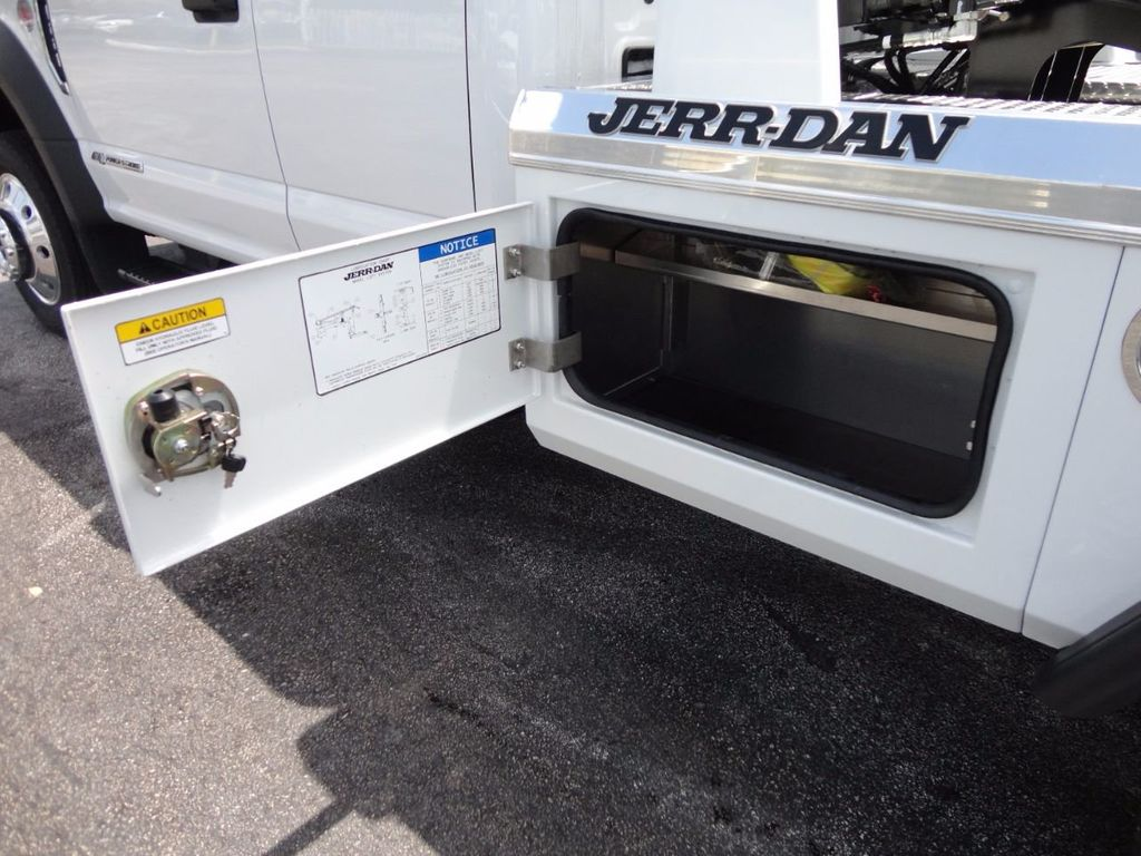 2017 Ford F550 XLT. 4X4 EXENTED CAB..JERR-DAN MPL40 WRECKER. - 16495410 - 13