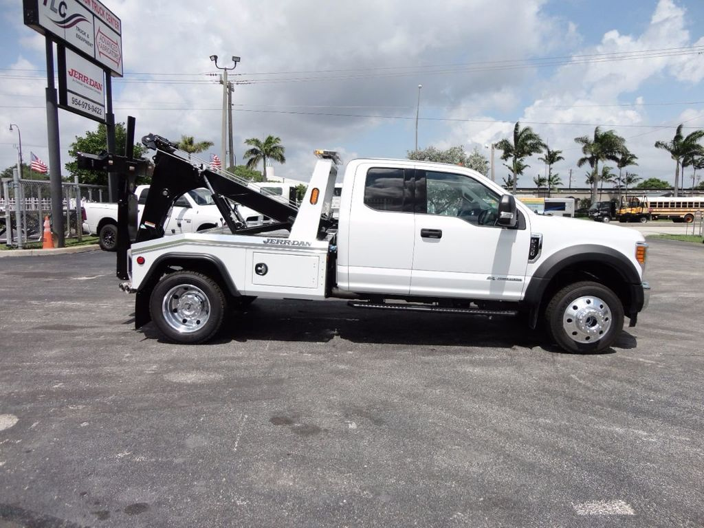 2017 Ford F550 XLT. 4X4 EXENTED CAB..JERR-DAN MPL40 WRECKER. - 16495410 - 25