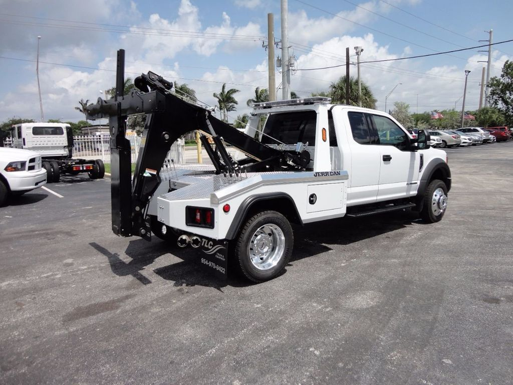 2017 Ford F550 XLT. 4X4 EXENTED CAB..JERR-DAN MPL40 WRECKER. - 16495410 - 26