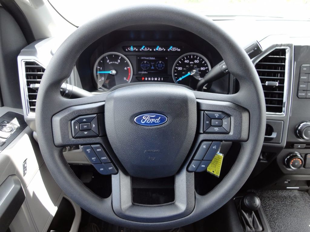 2017 Ford F550 XLT. 4X4 EXENTED CAB..JERR-DAN MPL40 WRECKER. - 16495410 - 41
