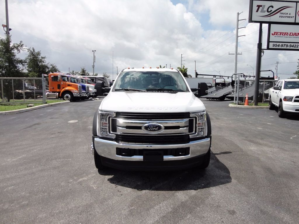 2017 Ford F550 XLT. 4X4 EXENTED CAB..JERR-DAN MPL40 WRECKER. - 16495410 - 5