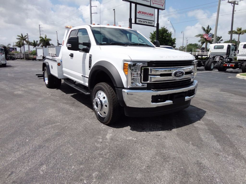 2017 Ford F550 XLT. 4X4 EXENTED CAB..JERR-DAN MPL40 WRECKER. - 16495410 - 6