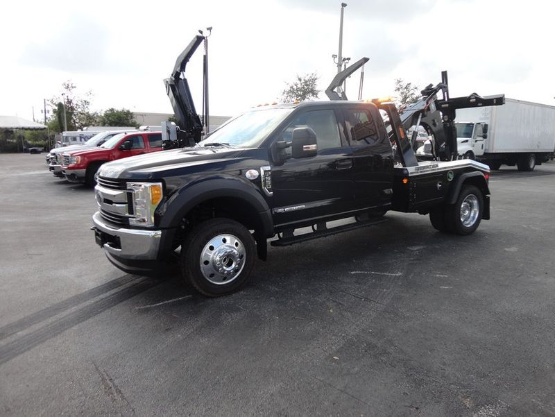 2017 Ford F550 XLT. 4X4 EXENTED CAB..JERR-DAN MPL40 WRECKER. - 16857879 - 0