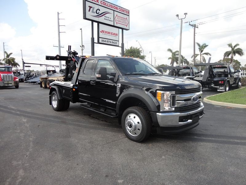 2017 Ford F550 XLT. 4X4 EXENTED CAB..JERR-DAN MPL40 WRECKER. - 16857879 - 1