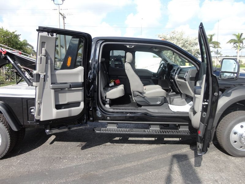 2017 Ford F550 XLT. 4X4 EXENTED CAB..JERR-DAN MPL40 WRECKER. - 16857879 - 22