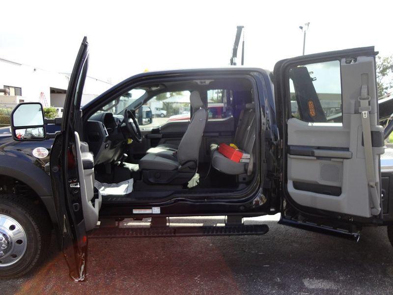 2017 Ford F550 XLT. 4X4 EXENTED CAB..JERR-DAN MPL40 WRECKER. - 16857879 - 25