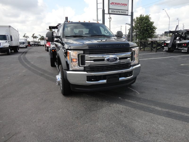 2017 Ford F550 XLT. 4X4 EXENTED CAB..JERR-DAN MPL40 WRECKER. - 16857879 - 2