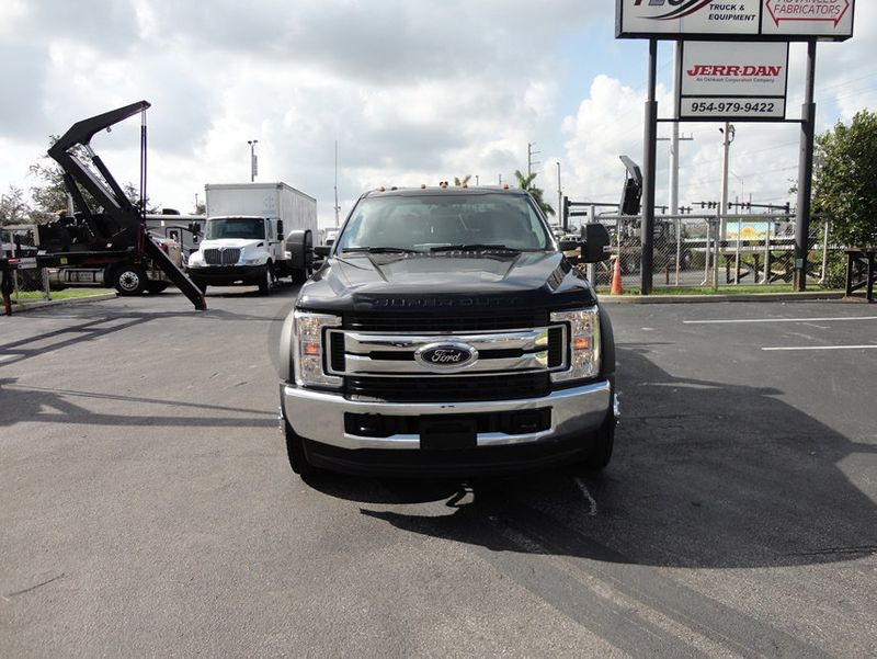 2017 Ford F550 XLT. 4X4 EXENTED CAB..JERR-DAN MPL40 WRECKER. - 16857879 - 30