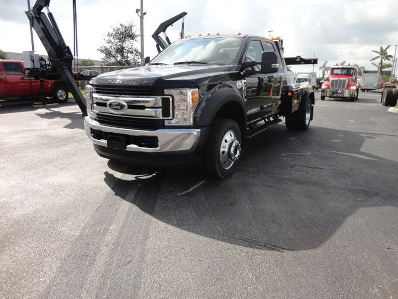 2017 Ford F550 XLT. 4X4 EXENTED CAB..JERR-DAN MPL40 WRECKER. - 16857879 - 31
