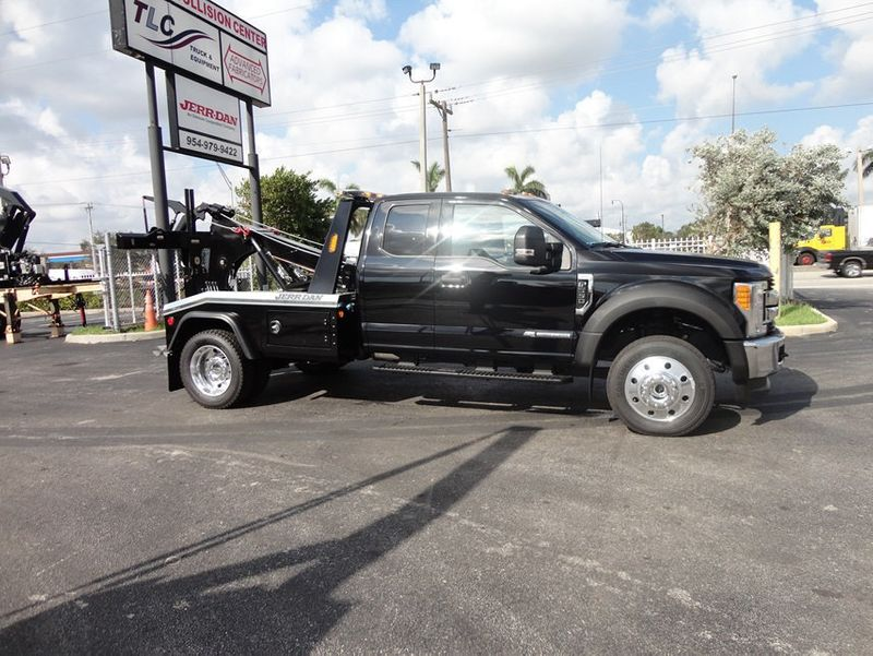 2017 Ford F550 XLT. 4X4 EXENTED CAB..JERR-DAN MPL40 WRECKER. - 16857879 - 33