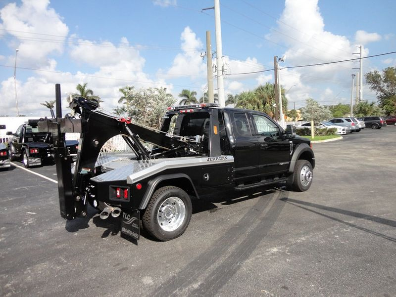 2017 Ford F550 XLT. 4X4 EXENTED CAB..JERR-DAN MPL40 WRECKER. - 16857879 - 34