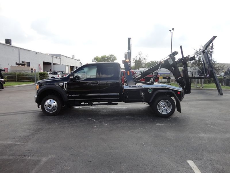 2017 Ford F550 XLT. 4X4 EXENTED CAB..JERR-DAN MPL40 WRECKER. - 16857879 - 4