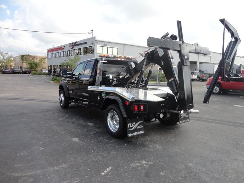 2017 Ford F550 XLT. 4X4 EXENTED CAB..JERR-DAN MPL40 WRECKER. - 16857879 - 5