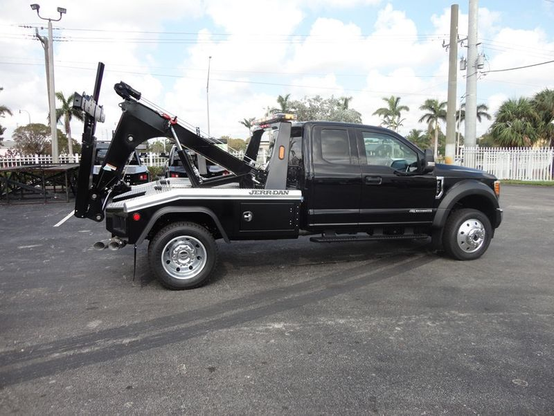 2017 Ford F550 XLT. 4X4 EXENTED CAB..JERR-DAN MPL40 WRECKER. - 16857879 - 8