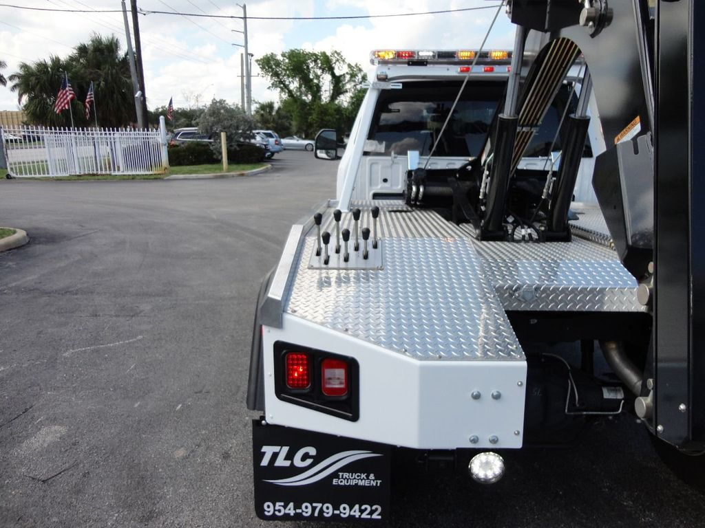 2017 Ford F550 XLT. LARIAT. 4X2 EXENTED CAB..JERRDAN MPL40 WRECKER TOW - 17644504 - 15