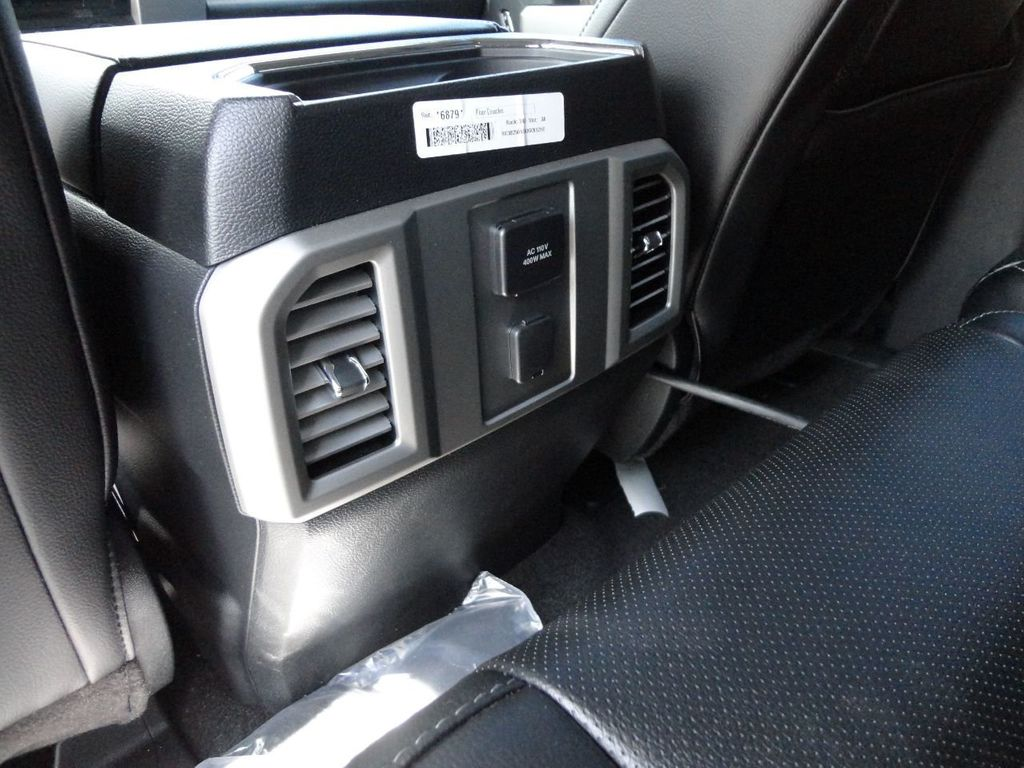 2017 Ford F550 XLT. LARIAT. 4X2 EXENTED CAB..JERRDAN MPL40 WRECKER TOW - 17644504 - 35