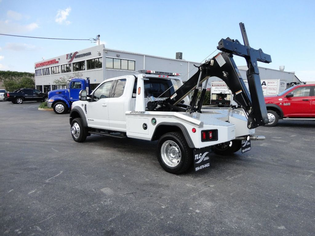 2017 Ford F550 XLT. LARIAT. 4X2 EXENTED CAB..JERRDAN MPL40 WRECKER TOW - 17644504 - 3