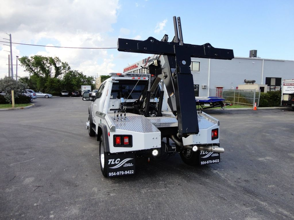 2017 Ford F550 XLT. LARIAT. 4X2 EXENTED CAB..JERRDAN MPL40 WRECKER TOW - 17644504 - 4