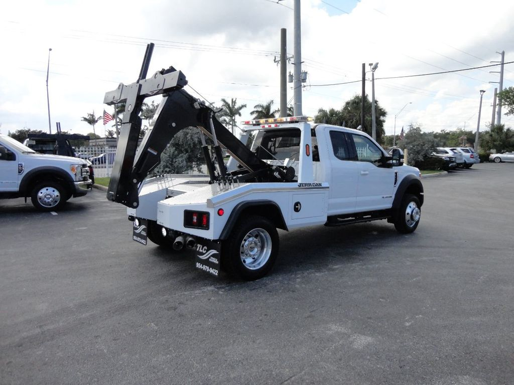 2017 Ford F550 XLT. LARIAT. 4X2 EXENTED CAB..JERRDAN MPL40 WRECKER TOW - 17644504 - 6