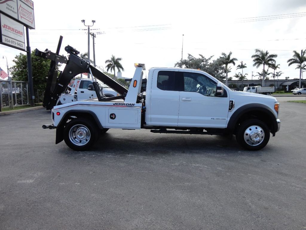 2017 Ford F550 XLT. LARIAT. 4X2 EXENTED CAB..JERRDAN MPL40 WRECKER TOW - 17644504 - 7