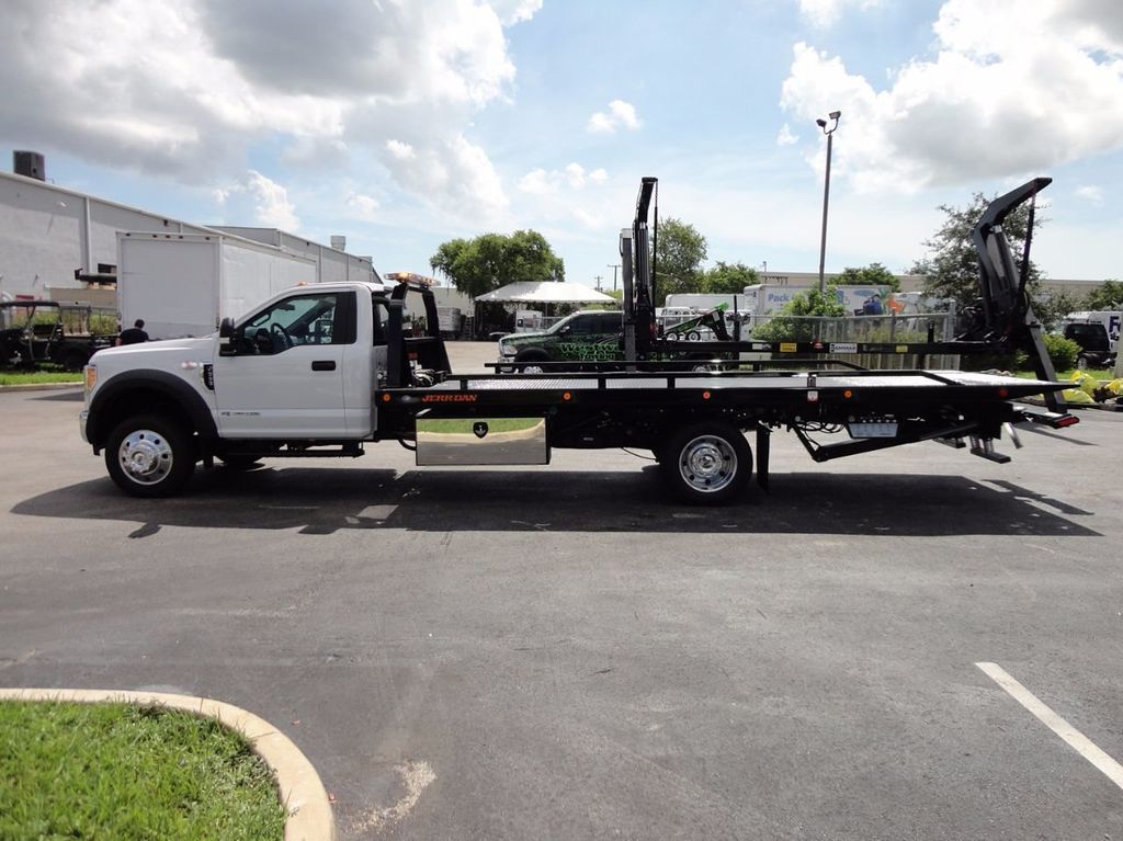 2017 Ford F550 XLT PLUS....4X2..ALUM WHEELS..20SRR6T-LPW.. JERRDAN - 16736076 - 11