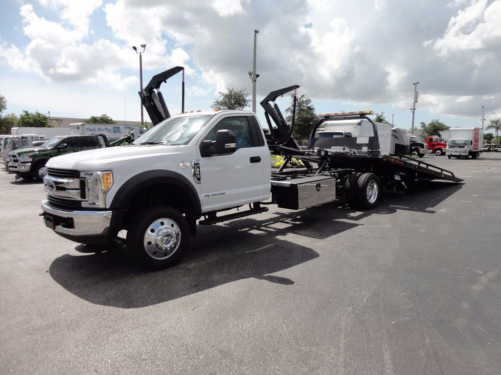 2017 Ford F550 XLT PLUS....4X2..ALUM WHEELS..20SRR6T-LPW.. JERRDAN - 16736076 - 12