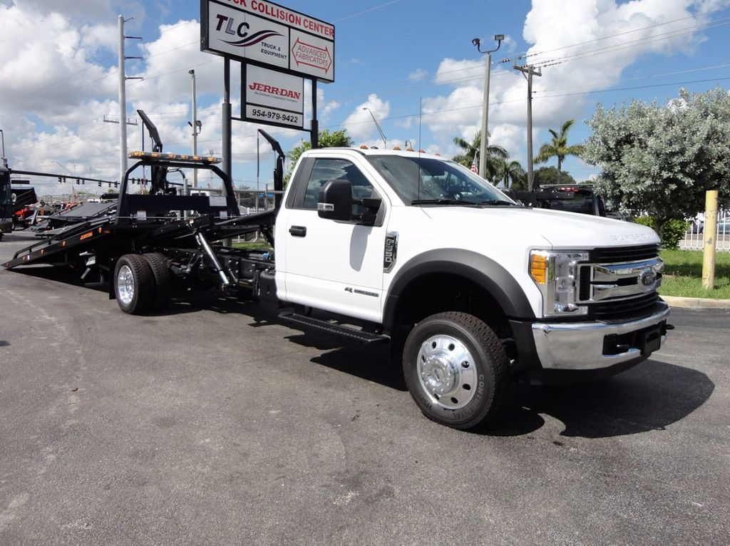2017 Ford F550 XLT PLUS....4X2..ALUM WHEELS..20SRR6T-LPW.. JERRDAN - 16736076 - 14