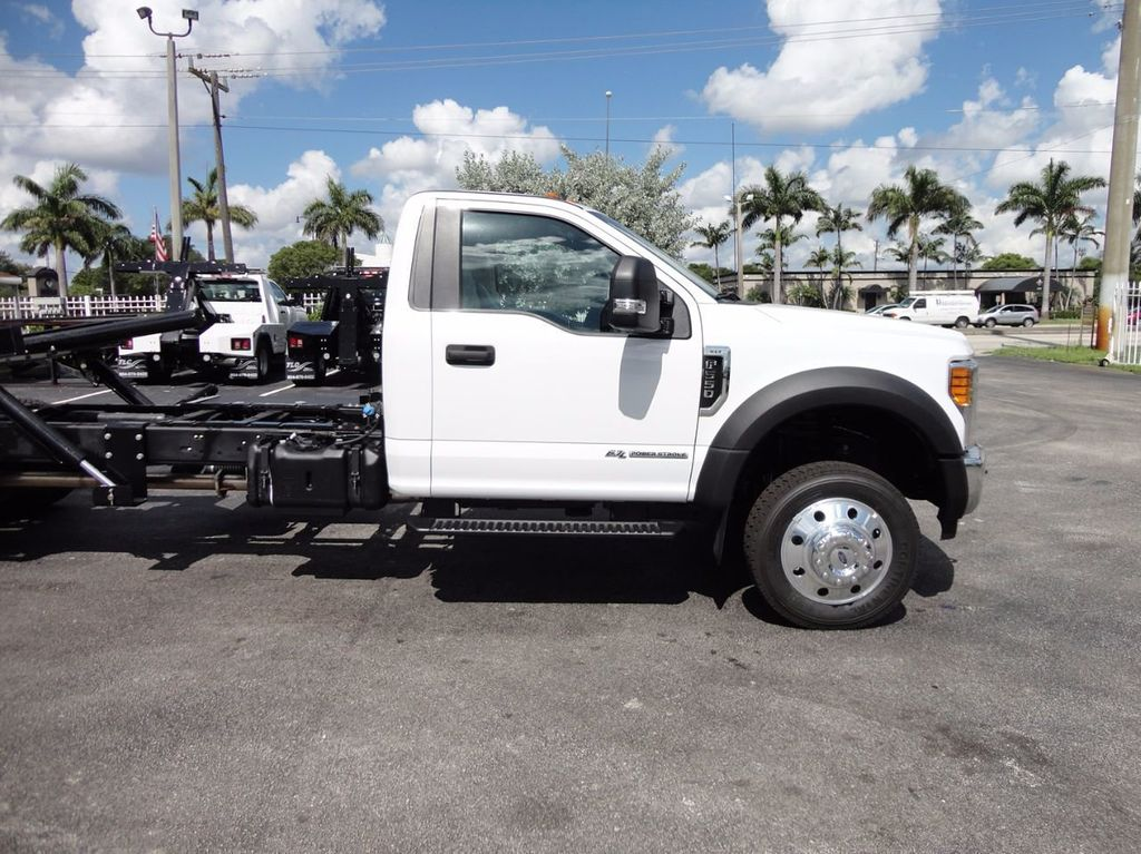 2017 Ford F550 XLT PLUS....4X2..ALUM WHEELS..20SRR6T-LPW.. JERRDAN - 16736076 - 19