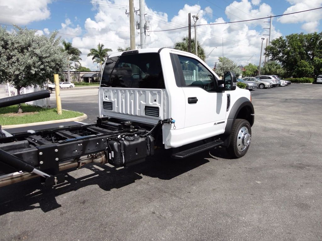 2017 Ford F550 XLT PLUS....4X2..ALUM WHEELS..20SRR6T-LPW.. JERRDAN - 16736076 - 20