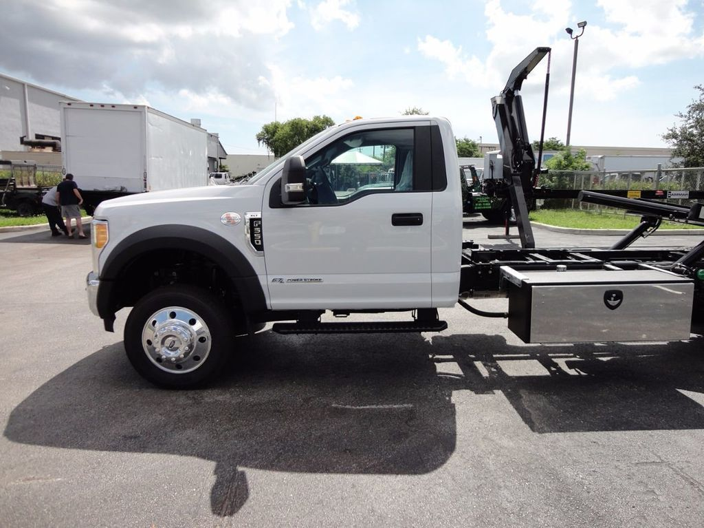 2017 Ford F550 XLT PLUS....4X2..ALUM WHEELS..20SRR6T-LPW.. JERRDAN - 16736076 - 21