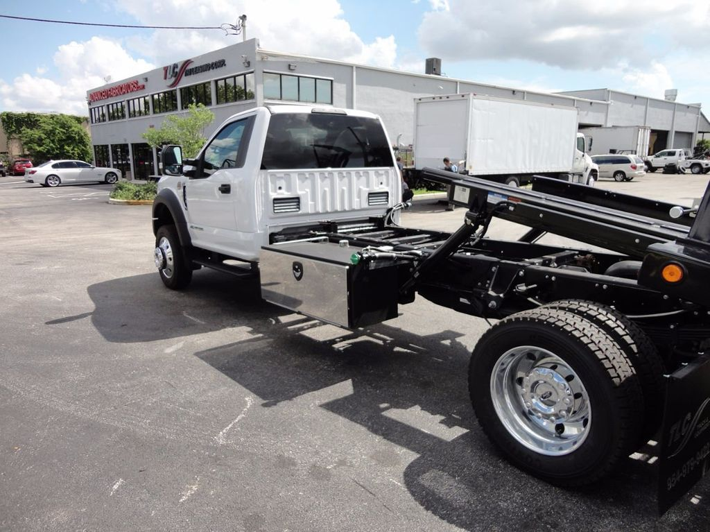 2017 Ford F550 XLT PLUS....4X2..ALUM WHEELS..20SRR6T-LPW.. JERRDAN - 16736076 - 22