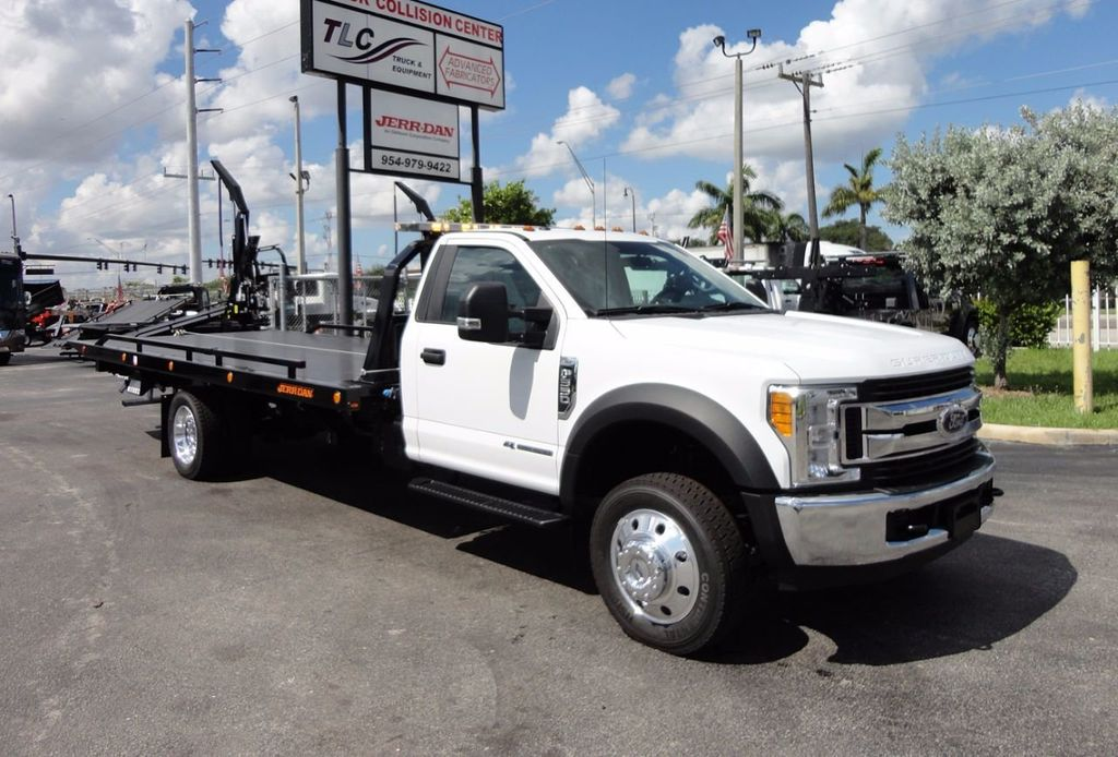 2017 Ford F550 XLT PLUS....4X2..ALUM WHEELS..20SRR6T-LPW.. JERRDAN - 16736076 - 3