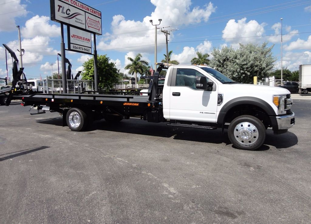 2017 Ford F550 XLT PLUS....4X2..ALUM WHEELS..20SRR6T-LPW.. JERRDAN - 16736076 - 4