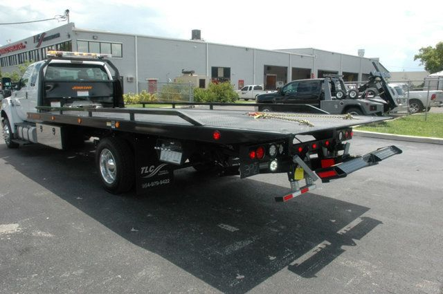 2017 Ford F650 SUPER CAB..22FT XLP-6 (LCG) JERRDAN ROLL-BACK.AIR RIDE. - 15289680 - 36