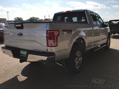 2017 Ford F-150 XLT 4WD SuperCrew 5.5' Box - Click to see full-size photo viewer