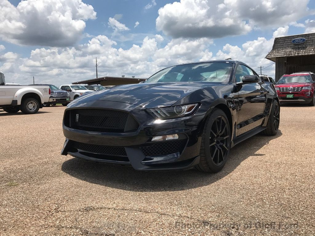 2017 Ford Mustang Shelby Gt350 Fastback Coupe For Sale
