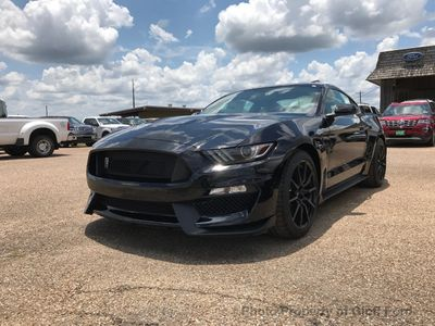 New 2017 Ford Mustang Shelby GT350 Fastback Coupe