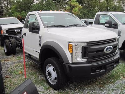 New 2017 Ford Super Duty F-550 DRW  Truck
