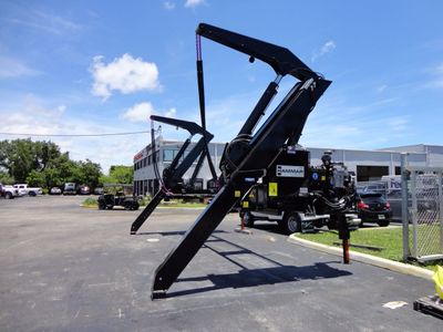 2017 HAMMAR 140B SIDELOADER CLIP-ON FRAME TRUCK OR TRAILER UNIT - Click to see full-size photo viewer