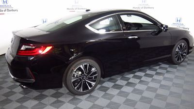 2017 Honda Accord Coupe EX CVT w/Honda Sensing Coupe - Click to see full-size photo viewer