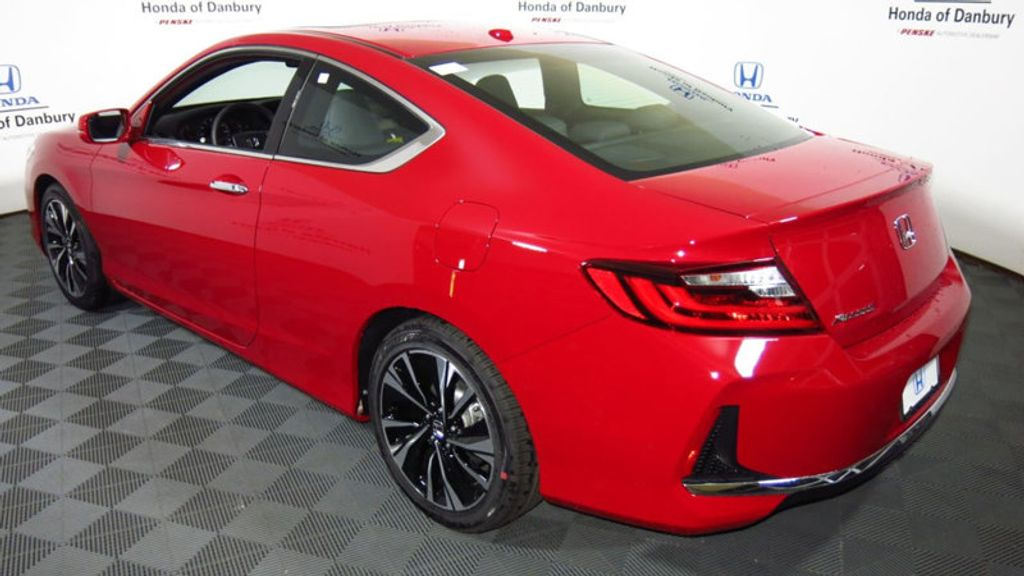 2017 Honda Accord Coupe EX-L V6 Automatic - 16819801 - 4